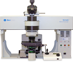 Nomadic™ Research-Grade Raman Microscope