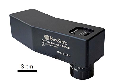 OCI-F Compact Hyperspectral Imager